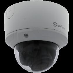 ip SAFIRE minidome Kamera mit 8 megapíxeles und optischer zoom objektiv