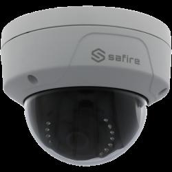 ip SAFIRE minidome Kamera mit 4 megapixel und fixes objektiv