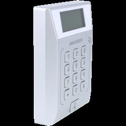 Zugangskontrolle innen mit kartenleser und tastatur typ mifare 13.56mhz