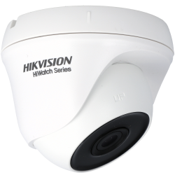 4 in 1 (cvi, tvi, ahd und analog) HIKVISION minidome Kamera mit 1 megapíxel und fixes objektiv