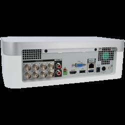 5 in 1 (hd-cvi, hd-tvi, ahd, analog und ip) DAHUA Rekorder für 8 Kanäle und bis zu 8 mpx maximal Auflösung