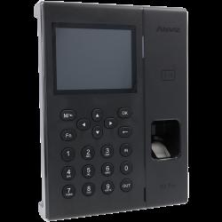 zugangskontrolle und anwesenheit innen mit karte, tastatur und fingerabdruck typ mifare 13.56mhz