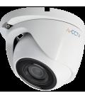 4 in 1 (cvi, tvi, ahd und analog) A-CCTV minidome Kamera mit 2 megapixels und fixes objektiv