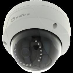 Ip SAFIRE minidome Kamera mit 2 megapixels und fixes objektiv