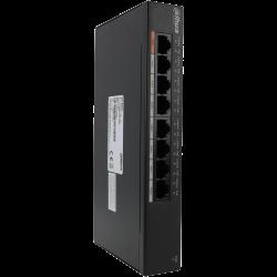 port-Switch mit 8 PoE-Ports