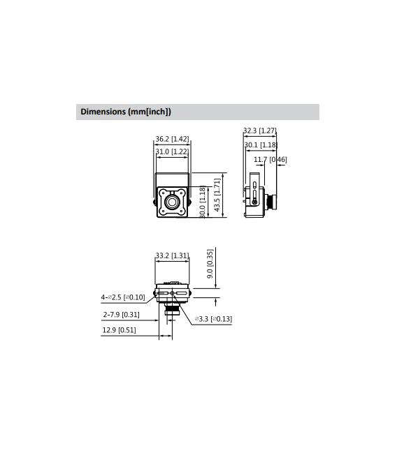 HAC-HUM3201B-B