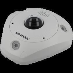 Ip HIKVISION PRO fisheye Kamera mit 12 megapíxeles und fixes objektiv