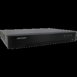 5 in 1 (hd-cvi, hd-tvi, ahd, analog und ip) HIKVISION PRO Rekorder für 4 Kanäle und bis zu 2 mpx maximal Auflösung