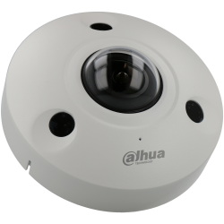 Ip DAHUA fisheye Kamera mit 12 megapíxeles und fixes objektiv