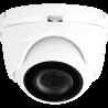 4 in 1 (cvi, tvi, ahd und analog) HIKVISION PRO minidome Kamera mit 5 megapixel und fixes objektiv