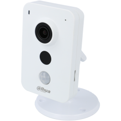 Ip DAHUA cube Kamera mit 2 megapixels und fixes objektiv