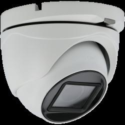 4 in 1 (cvi, tvi, ahd und analog) A-CCTV minidome Kamera mit 8 megapíxeles und optischer zoom objektiv