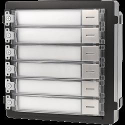 HIKVISION PRO -Video-Türsprechanlage für oberfläche / unterputz