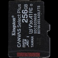Sd-karte KINGSTON 256 gb