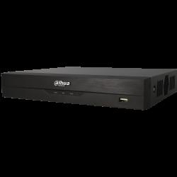 5 in 1 (hd-cvi, hd-tvi, ahd, analog und ip) DAHUA Rekorder für 8 Kanäle und bis zu 1 mpx maximal Auflösung